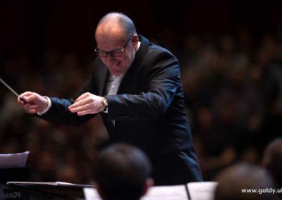 Corsin Tuor Dirigent