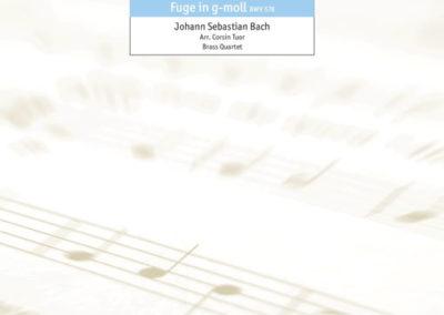 Fuge in g-moll, BWV 578