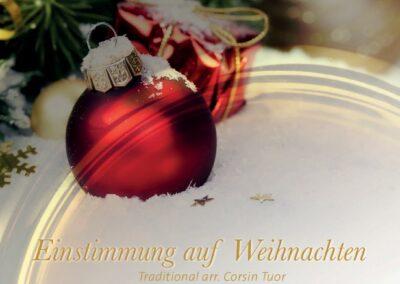 Einstimmung auf Weihnachten (Christmas attunement)