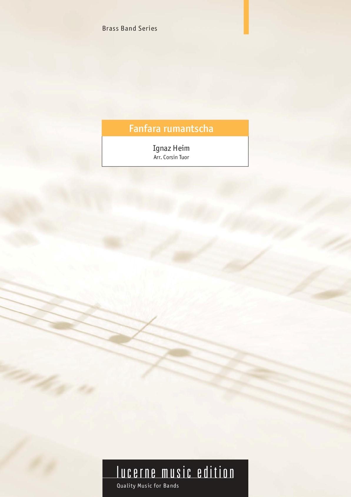 Fanfara rumantscha (incl. Male Choir)