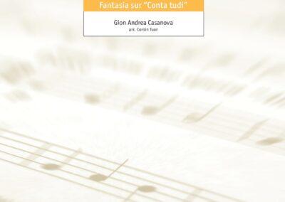 Fantasia sur «Conta tudi»