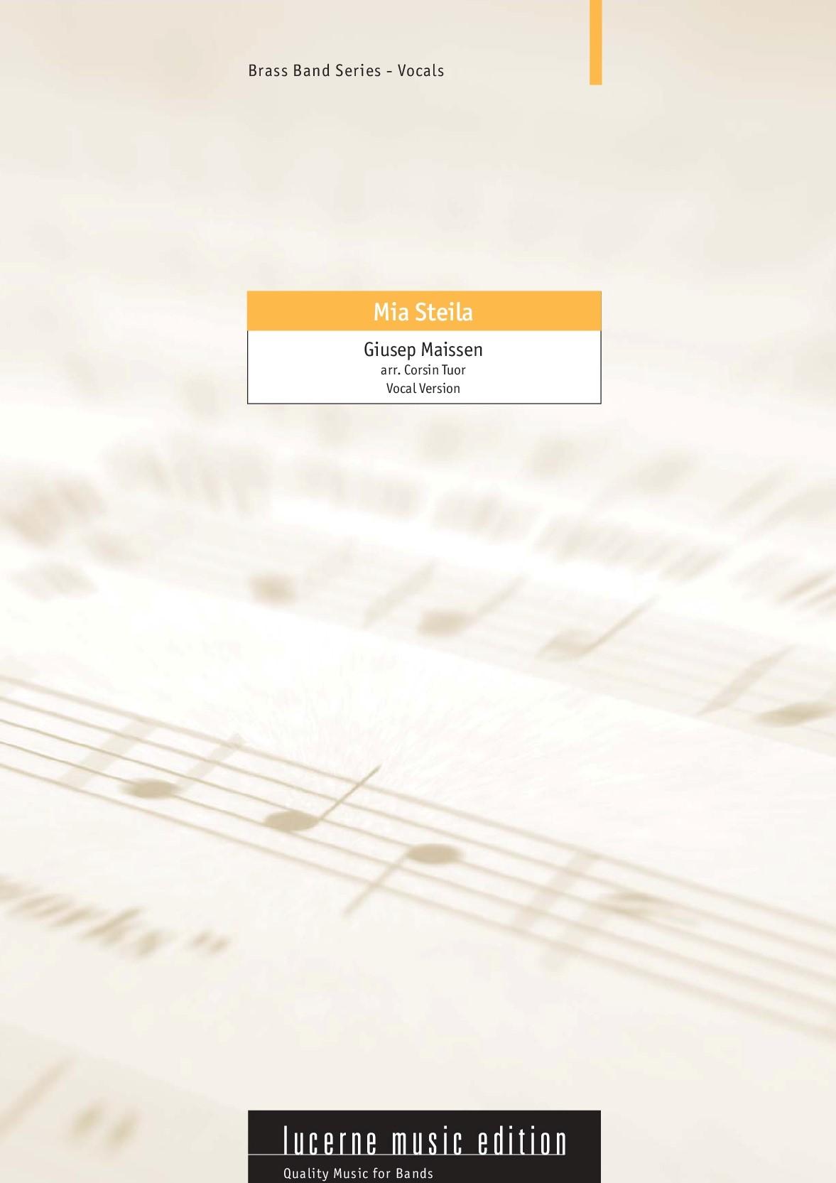 Mia steila (Vocal Solo)