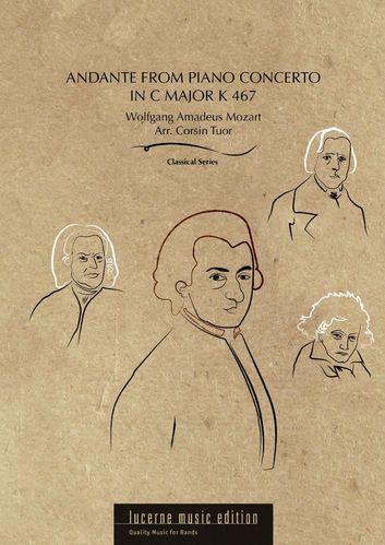 Andante from Piano Concerto, KV 467