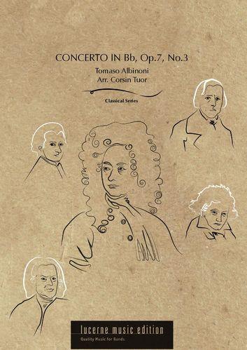 Concerto in Bb, Op.7. No.3