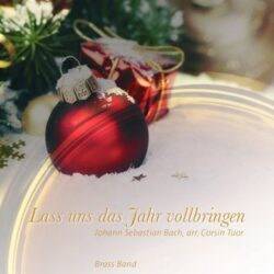 Lass uns das Jahr vollbringen, BWV 190